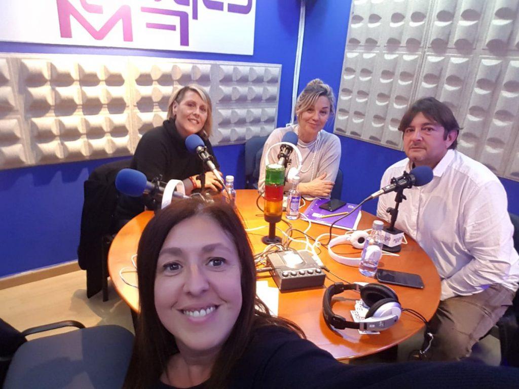 Entrevista en Entrada Lliure de Espluges FM